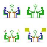 Icom WiFi Stock Foto