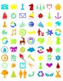 Icon_05 Fotografia Stock Libera da Diritti