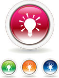 Icon stock illustration