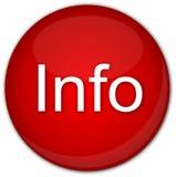 Icon. Internet button logo sign texture color info Stock Photos
