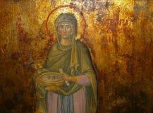 Icon of Agia Paraskevi Royalty Free Stock Images