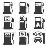 Icon Alternative Energy Royalty Free Stock Photos