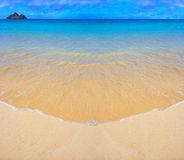 Icon beach - Hawaii Stock Image