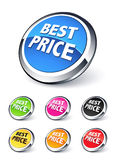 Icon best price Stock Photo