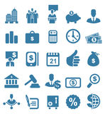Icon business7 Royalty Free Stock Photo