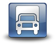 Icon, Button, Pictogram Trucks. Icon, Button, Pictogram with Trucks symbol Royalty Free Stock Images