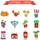 Icon of Chinese New Year Element. Illustration stock illustration