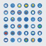 Icon Circle Stock Photos