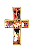 An icon cross Stock Images