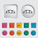 Icon dashboard Stock Images
