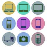 Icon designs vector illustration