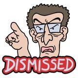 Icon dismissed Stock Photos