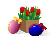 Icon  Easter. Stock Photography