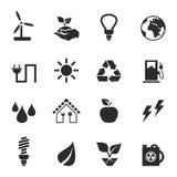 Icon ecology 2 Stock Photos