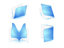 Icon file Stock Image