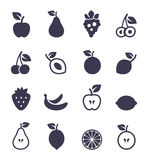 Icon fruit2 Royalty Free Stock Photo