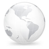 Icon Globe royalty free illustration