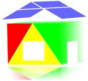 Icon home Stock Image