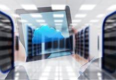Icon, internet, provider Stock Photo
