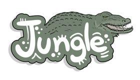 Icon jungle Royalty Free Stock Photos
