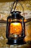 Icon lamp Stock Image