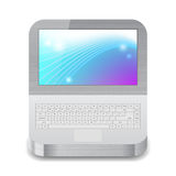 Icon for laptop Royalty Free Stock Photos