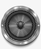 Icon loudspeaker vector Royalty Free Stock Image