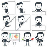 Icon Man Stock Images