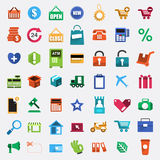 Icon Marketing Royalty Free Stock Images