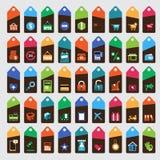 Icon Marketing stock illustration
