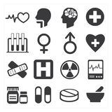 Icon medical Royalty Free Stock Images