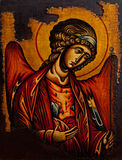 Icon Of The Archangel Michael Stock Photography
