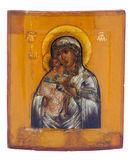 Icon of Orthodox Church Stock Photo