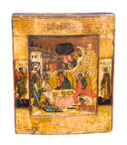 Icon of Orthodox Church Royalty Free Stock Photography