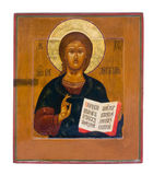 Icon of Orthodox Church Stock Photography
