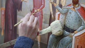 Icon painting