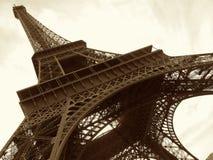 Icon of Paris - La Tour Stock Photo