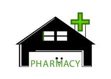 Icon pharmacy. Stock Image