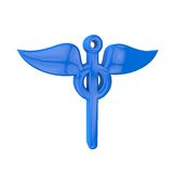 Icon Pharmacy. Whereby we know where it is drug Stock Image
