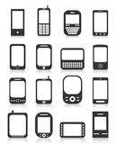 Icon phone4 Royalty Free Stock Image