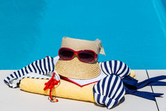 Icon photo recovery on vacation Royalty Free Stock Photo