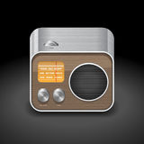 Icon for radio Stock Images