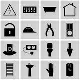 Icon refit/ Vector mending/ Icon repair Royalty Free Stock Photo