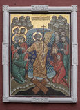 Icon of the Resurrection of Jesus Christ of the Resurrection (I Royalty Free Stock Images