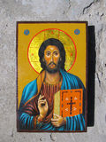 Icon of the Savior Royalty Free Stock Images