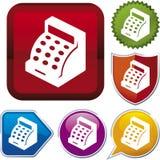 Icon series: cash register