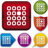 Icon series: option Royalty Free Stock Images