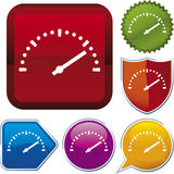 Icon series: performance (vect Royalty Free Stock Image
