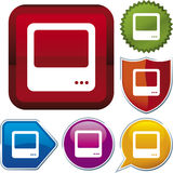 Icon series: TV Stock Images