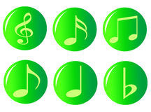 Icon set 07 Royalty Free Stock Images